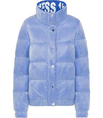 chaqueta penny down jacket azul guess