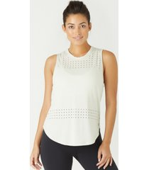 glyder lasercut mood tank top