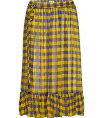 selda lång kjol gul baum und pferdgarten