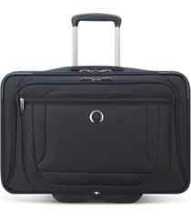 delsey helium dlx softside 2-wheel carry-on garment bag, created for macy's