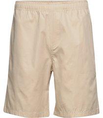 light cotton sean shorts casual beige mads nørgaard