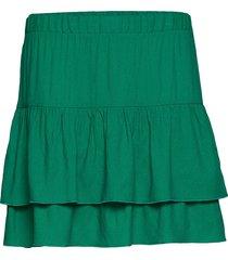nora kort kjol grön stig p