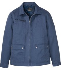 giacca militare in look usato (blu) - rainbow
