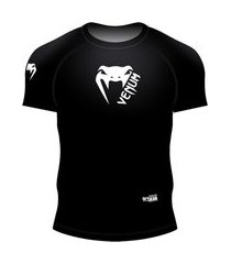 rash guard venum basic black