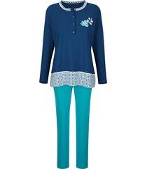 pyjama blue moon marine::turquoise