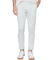 premium basic slim-fit stretch chino pants