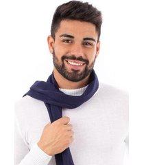 manta masculina de malha leve sumaré 10447 - masculino