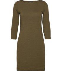 modern dress kort klänning grön gap