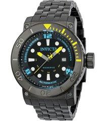 reloj invicta modelo 23001_out gunmetal hombre