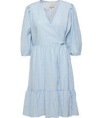 fqmagnolia-dr dresses everyday dresses blå free/quent