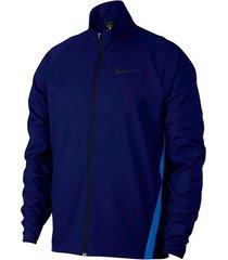 chaqueta nike team woven-azul