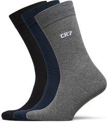 cr7 socks 3-pack underwear socks regular socks multi/mönstrad cr7