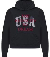 dreamers hoodie, black