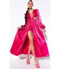 akira fresh out the city maxi dress romper hybrid with cut outs