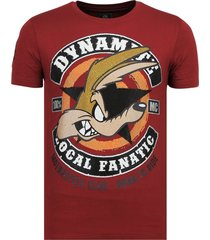 dynamite coyote - party t shirt heren