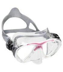 máscara de mergulho cressi big eyes evolution crystal .