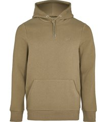 river island mens green ri muscle fit hoodie