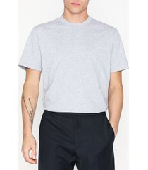 filippa k m. single jersey tee t-shirts & linnen light grey