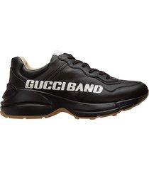 scarpe sneakers uomo in pelle rhyton