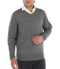 sweater lana iriati gris rockford