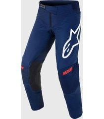 pantalon techstar venom 2021 azul oscuro alpinestars