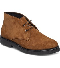hardy s desert boots snörskor brun shoe the bear