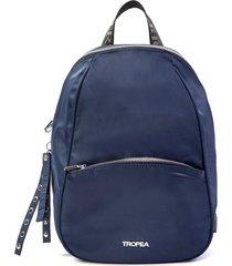 mochila azul tropea madison