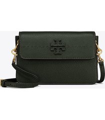cartera de cuerpo cruzado tory burch mcgraw 40410 - color boj