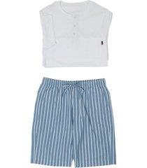 pyjamas men's organic cotton pajama set