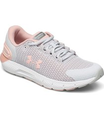 ua w charged rogue 2.5 shoes sport shoes running shoes orange under armour