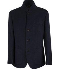 brunello cucinelli hand-finished lightweight cashmere jacket-style outerwear