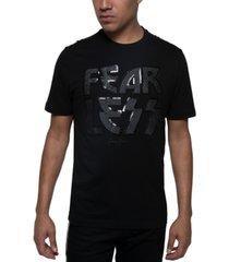 sean john men's pieced fearless t-shirt