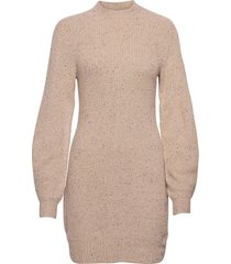 anf womens dresses jurk knielengte crème abercrombie & fitch