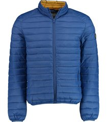 bos bright blue donsgevoerde jas kobaltblauw 19301ja06sb/247 cobalt