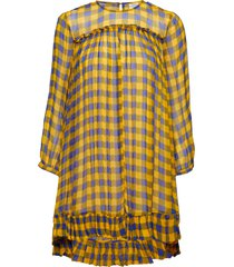 adare korte jurk geel baum und pferdgarten