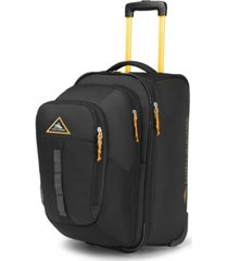 high sierra pathway carry-on/ zip-off backpack