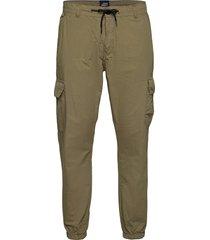 dpsurvive trousers cargo pants grön denim project