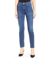 women's citizens of humanity sculpt - harlow crop slim jeans