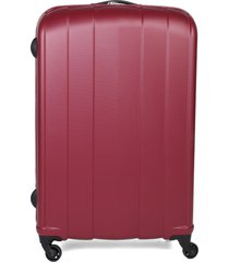 maleta  vinotinto colore