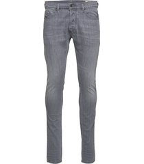 d-luster l.34 trousers slim jeans grijs diesel men
