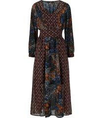 klänning onldorothy l/s midi dress