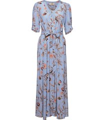 kanela thistle dress dresses everyday dresses blå mos mosh