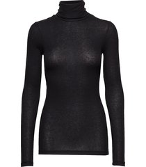 angela roll neck turtleneck coltrui zwart bruuns bazaar