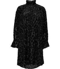 ane nice dress kort klänning svart bruuns bazaar