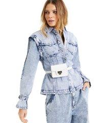 culpos x inc jean jacket, created for macy's