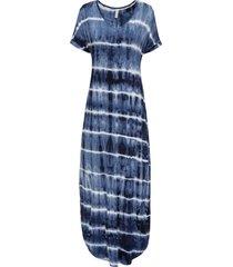 abito lungo (blu) - bodyflirt boutique
