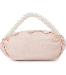 0711 nino small tote bag - pink