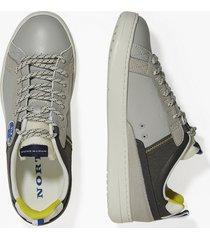 sneaker in microfibra
