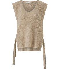 väst maggiecr sleeveless pullover