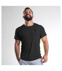 camiseta dry fit poliamida masculina
